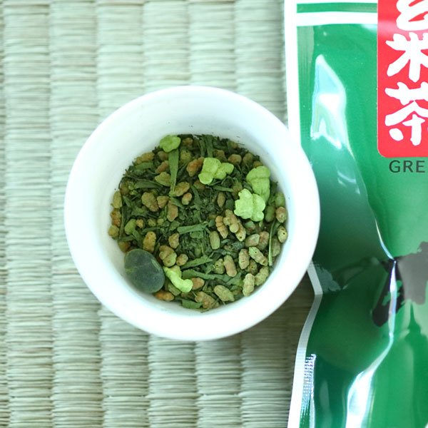 画像2: 抹茶入り玄米茶 200g