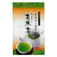 抹茶入玄米茶ティーバッグ 5g×20ケ