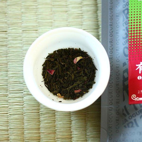 画像2: 香る煎茶 有機ローズ