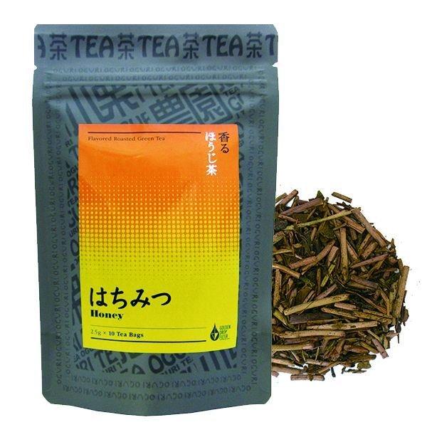 画像1: 香るほうじ茶 はちみつ