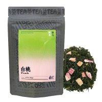 香る煎茶 白桃