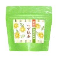 高知県産ゆず果汁使用 ゆず抹茶  80g