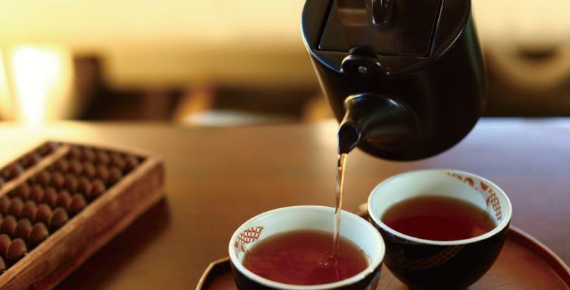 国産プーアール茶メイン画像